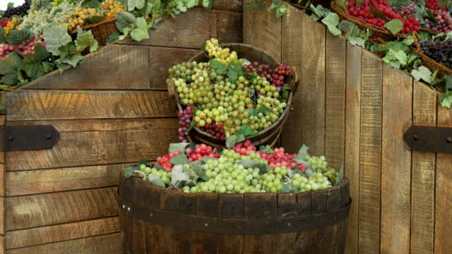 Grapes - video
