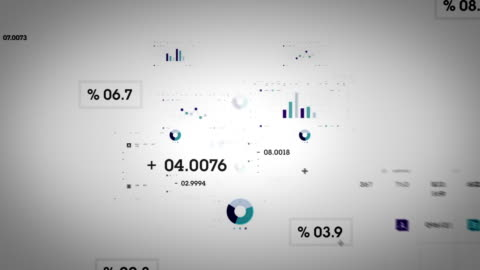 Graphs and Data Cool Lite Graphs and data drifting thru abstract space. Available in multiple color options. All clips loop seamlessly. chart stock videos & royalty-free footage
