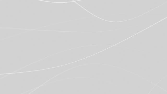 vídeos y material grabado en eventos de stock de gris líneas (en bucle - color plateado