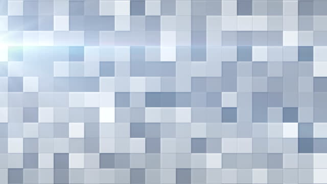 gray squares abstract loopable background video