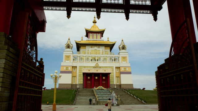 Great Buddhist Temple video