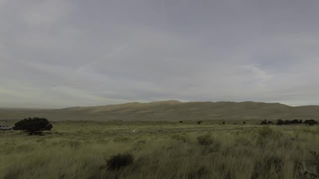 Great Sand Dunes Sunrise Time lapse