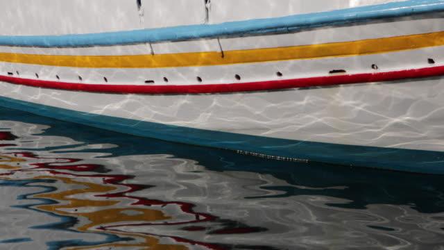 Greek Fishing Boat video