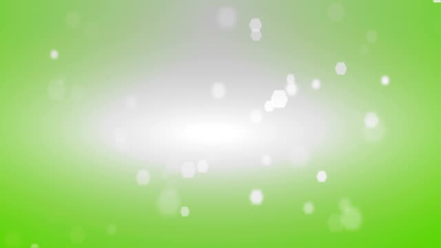 Green 8 Pack Nature White Background Loop Summer  Clear Beautiful video