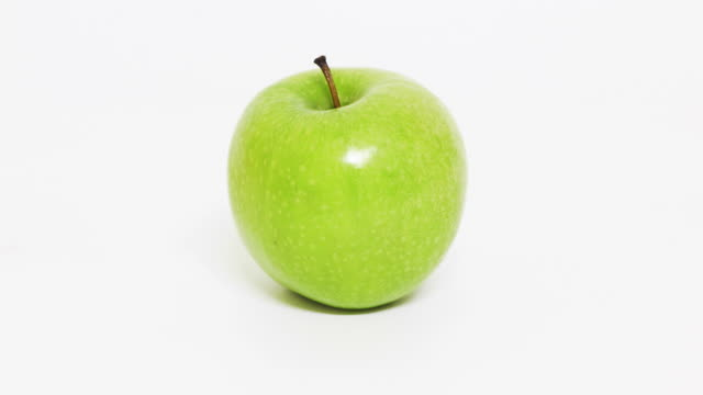 Green apple video