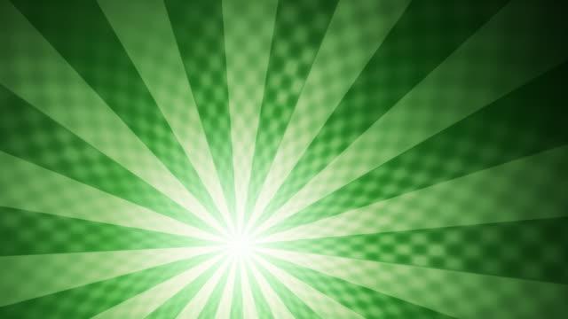 Green Burst video