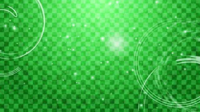 green check pattern (Japanese Ichimatsu-moyou) background CG