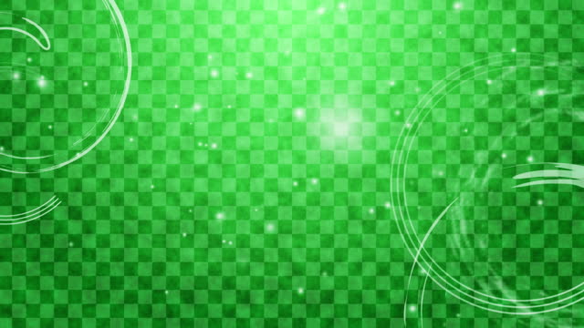 grünes kontrollmuster (japanisch ichimatsu-moyou) hintergrund cg - karo stock-videos und b-roll-filmmaterial
