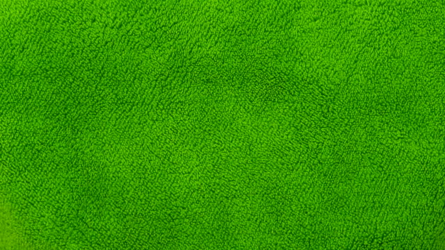 Bидео green cloth texture background rotate