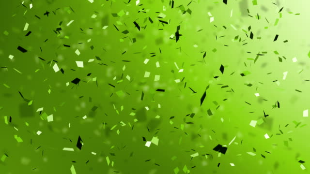 Green Confetti Explosion Backgrounds carnival celebration event stock videos & royalty-free footage