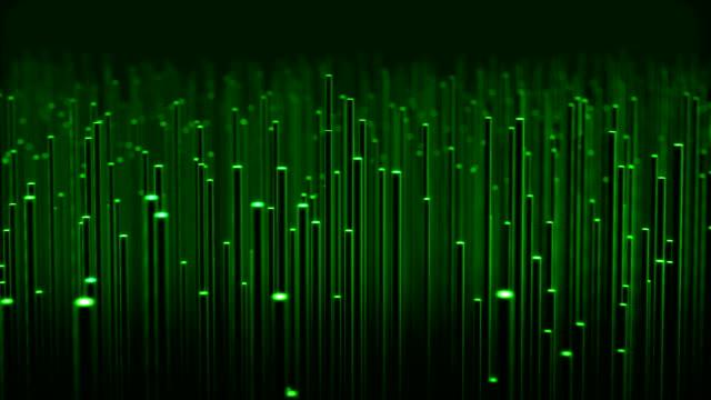 Green Fiber Optics video