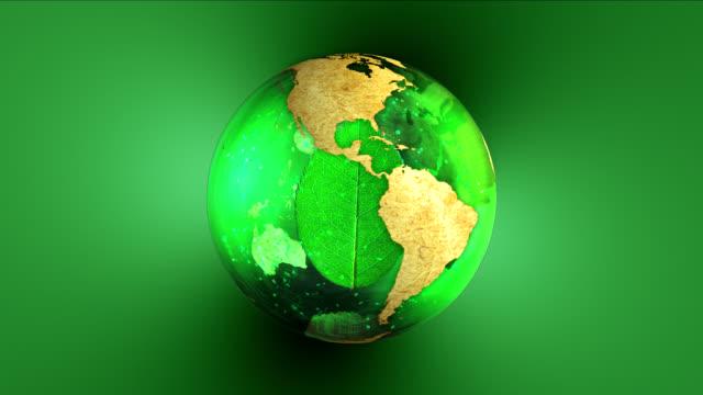 グリーン生成します。 - 清らか点の映像素材/bロール