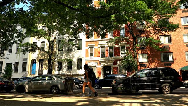 Green Manhattan Residential District