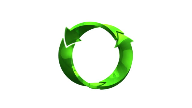 Green Recycled video
