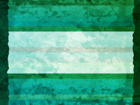 Green rusty horizontal stripes - digital animation Made using mosaic and roughen effect in AE. mare stock videos & royalty-free footage