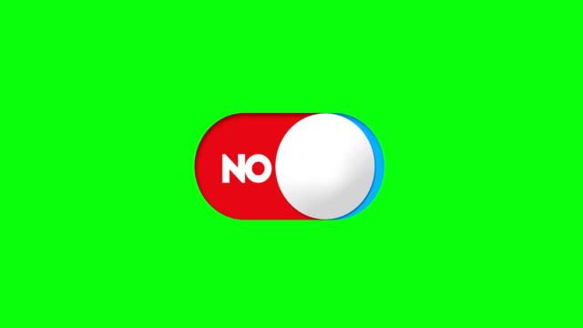 green-screen-schalter ein/aus animation - zahlentastatur stock-videos und b-roll-filmmaterial