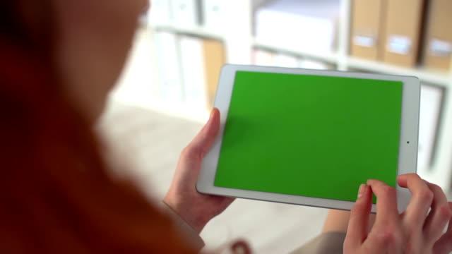 Green Screen video