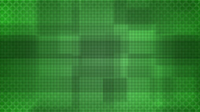 Green squares video