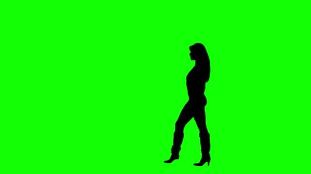 Greenbox Silhouette (HD 720) video