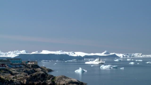 Greenland Disco bay video