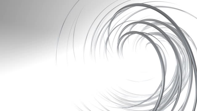 Grey moving flowing waves abstract background. Video animation 1920x1080 video