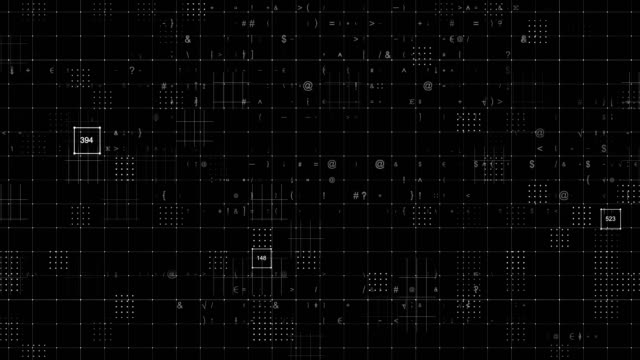 Grid Abstract Backgrounds video