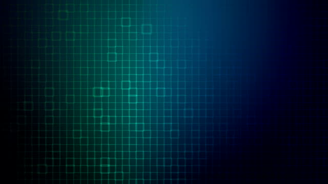 grid background loopable - motivo a griglia video stock e b–roll