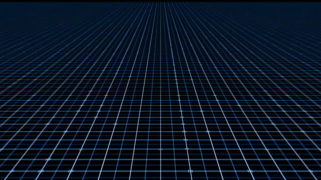 Grid High-Tech (Looping Infinity) video