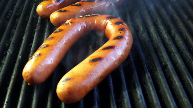 Grilled Kielbasa Sausage video