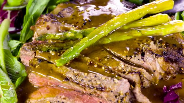 Grilled Steak video