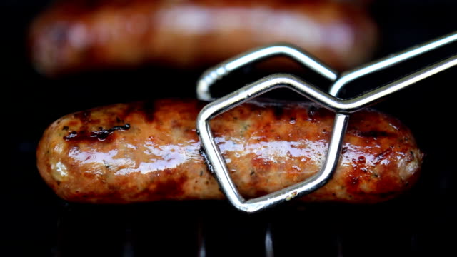 Grilling HD video