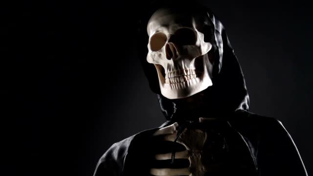 Grim Reaper talking video
