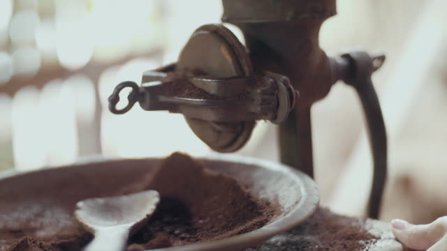 Grind Coffee By Hand