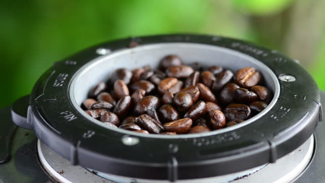 Grinding Coffee Beans video