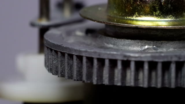 Grinding round metal part. Close up footage of grinding metal. jerky stock videos & royalty-free footage