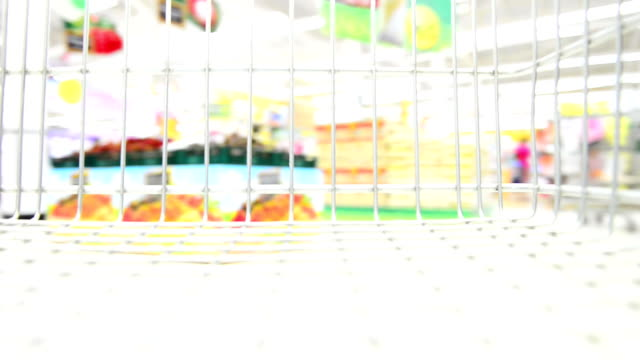 Grocery Shopping video