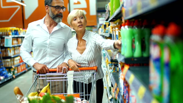 grocery shopping - lysol stock videos & royalty-free footage