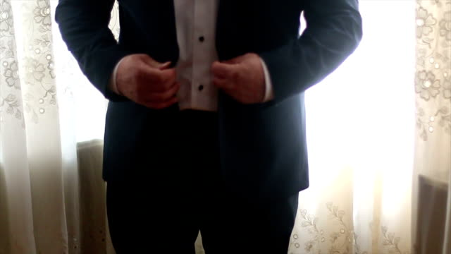 Groom Preparing video