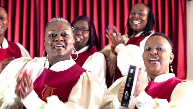 Best Gospel Music Stock Videos and Royalty-Free Footage - iStock