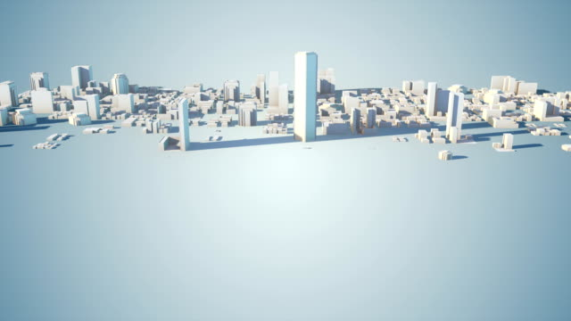 Growing City Background