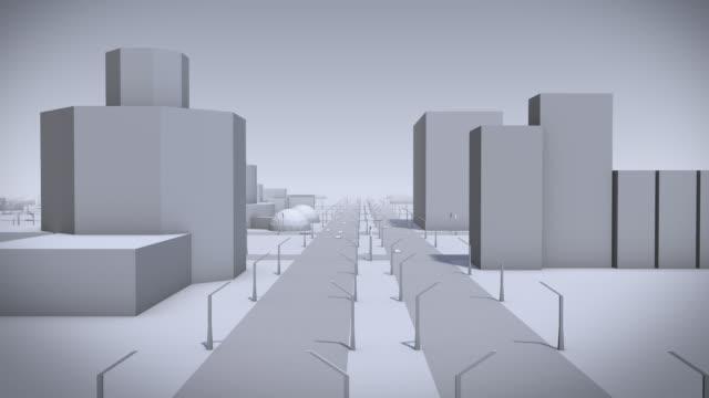 Growing city video