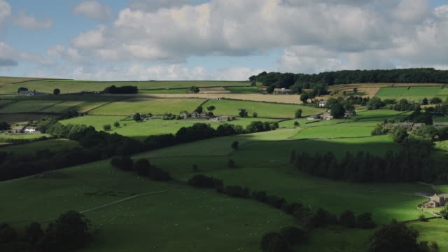 Growing Shadow Over Yorkshire Valley video