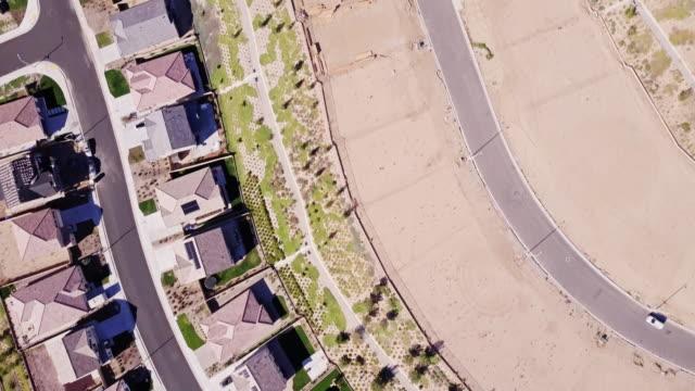 Growing Suburbia - Aerial Shot video