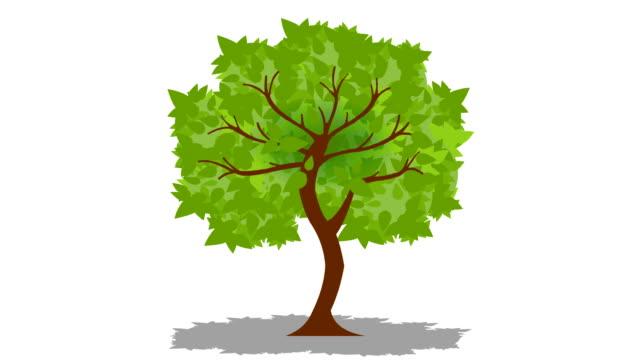 växande träd - recycling heart bildbanksvideor och videomaterial från bakom kulisserna