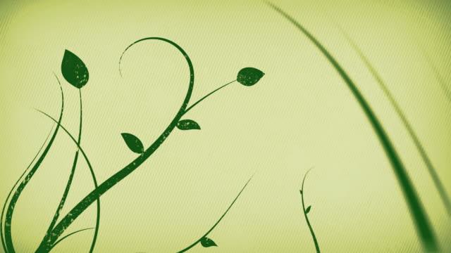 Growing Vines B - Loop video