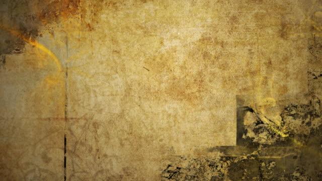 grunge background loop HD720