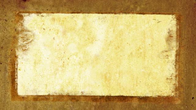 グランジフレームでのループ背景に、つや消し - 骨董品点の映像素材/bロール