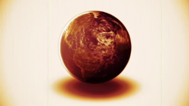 グランジグローブループ - 錆びている点の映像素材/bロール