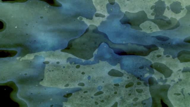 Grunge texture video