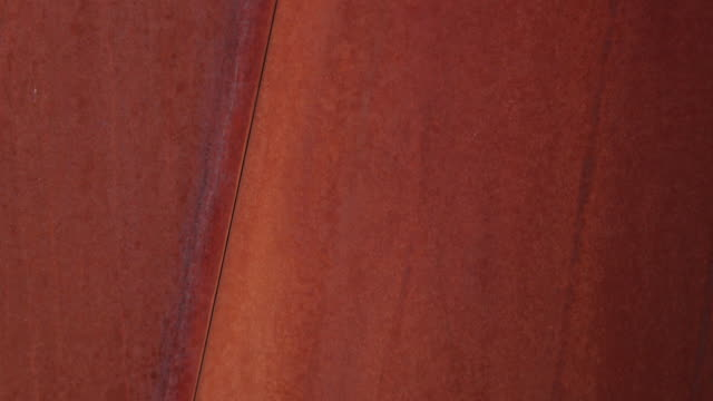 Grungry rusty orange background surface